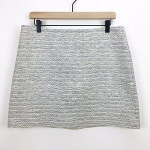 Theory Kerash Thaymes Tweed Mini Skirt 12